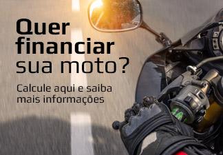 Quer financiar sua moto?